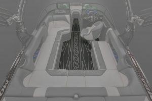 AquaTrac wakeboard flooring